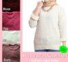 Blouse Popcorn Sweater Rajut